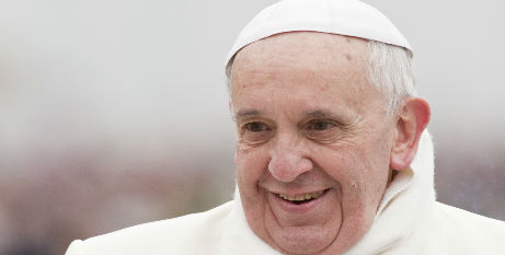 Pope Francis Shutterstock