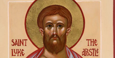 St Luke the Apostle 2