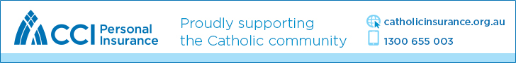 Proud of supporter of the Catholic community