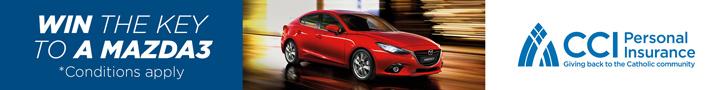 CCI - Mazda 3 Maxx